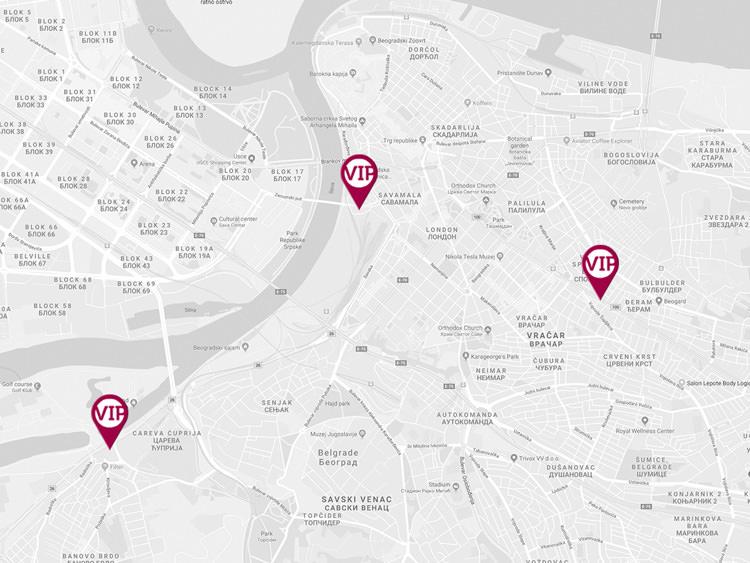 Uskoro VIP menjačnice na tri nove lokacije
